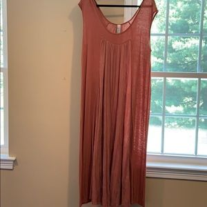 Free people beach dress size med